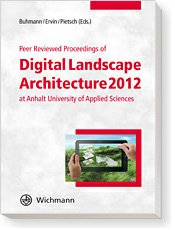Peer Reviewed Proceedings of Digital Landscape Architecture 2012 at Anhalt University of Applied Sciences
