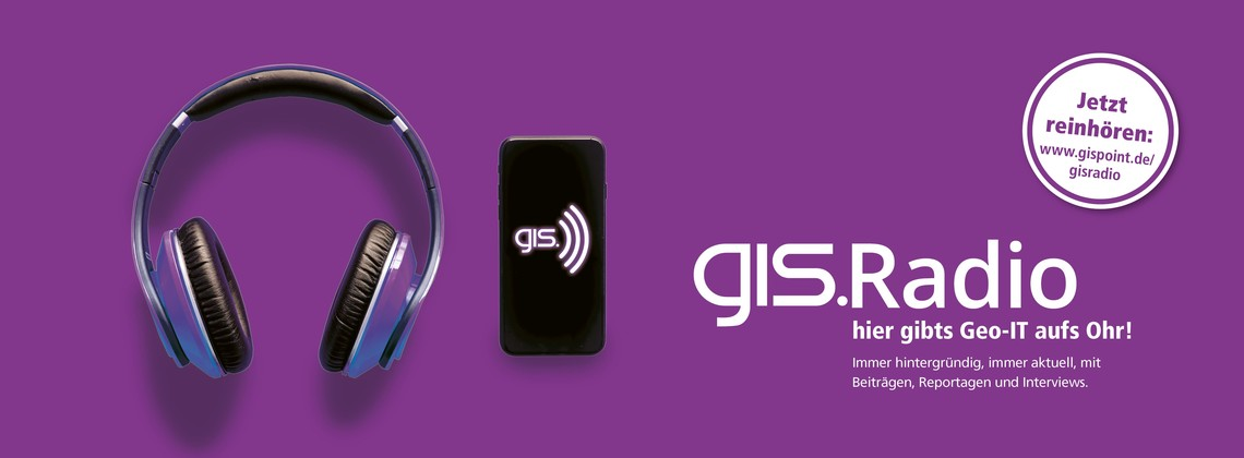 gis.Radio - Der Geo-IT-Podcast